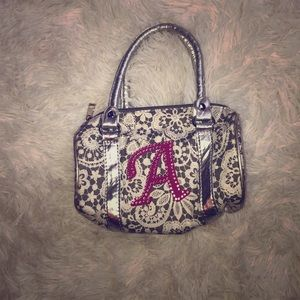 "Other - Child's purse ""A"""